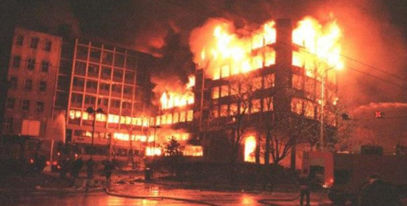20 χρόνια από τη δολοφονική επίθεση του ΝΑΤΟ κατά της Σερβίας