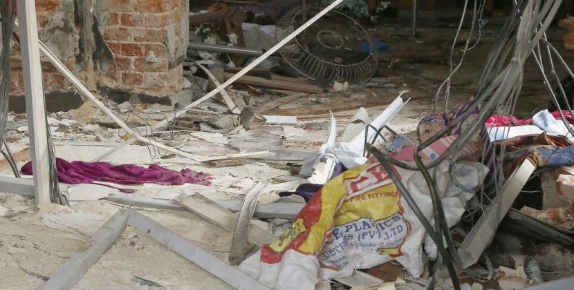 Σφαγή Χριστιανών στη Σρι Λάνκα