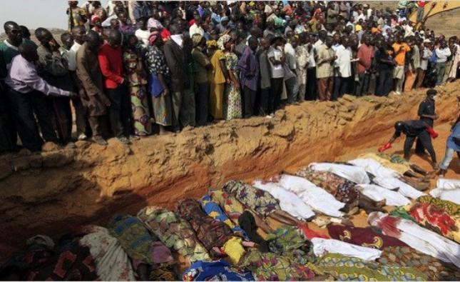 Σφαγές χιλιάδων χριστιανών στη Νιγηρία