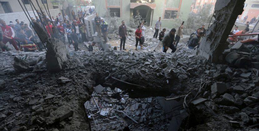 Γάζα: Ανακωχή ύστερα από σφοδρούς βομβαρδισμούς με ανθρώπινα θύματα