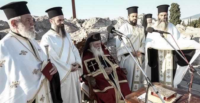 Συνοδικότητα και δημοκρατία, συνάντηση Χριστιανισμοὐ και Ελληνισμού