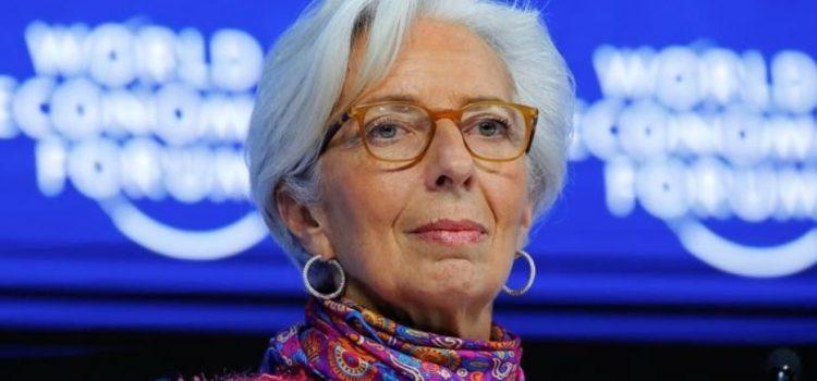 """""""Καταστροφή για την Ευρωζώνη"""" η τοποθέτηση της Κριστίν Λαγκάρντ"""