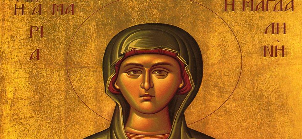 Η αγία απόστολος Μαρία η Μαγδαληνή θύμα του μισογυνισμού