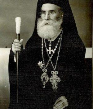 Ένας αγωνιστής Επίσκοπος-ποιμένας