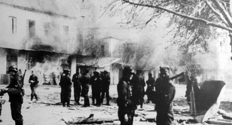 Καταδικάστηκε η Γερμανία να αποζημιώσει το Δίστομο