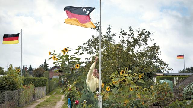 Γερμανία: Η φτώχεια ανεβαίνει μαζί με το κατά κεφαλήν εισόδημα