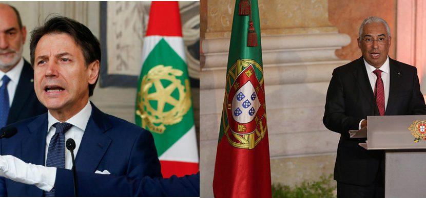 Aνακοίνωση Χ.Δ. για εξελίξεις σε Ιταλία-Πορτογαλία
