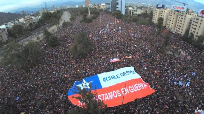 Ανακοίνωση Χ.Δ. για τα γεγονότα της Χιλής