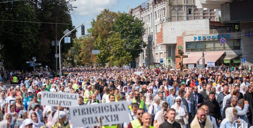 Ουκρανία:Τα εκκλησιαστικά σε αριθμούς