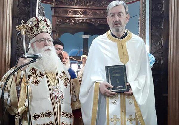 Χειροτονήθηκε ιερέας ο πρώην Δήμαρχος Κιλελέρ