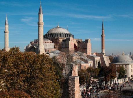 Ανακοίνωση Χ.Δ. για μετατροπή της Αγ. Σοφίας σε τζαμί