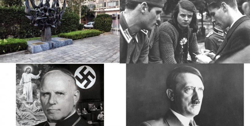 """Το """"Λευκό Ρόδο"""" για τη σημερινή Ημέρα Μνήμης Ελλήνων Εβραίων"""