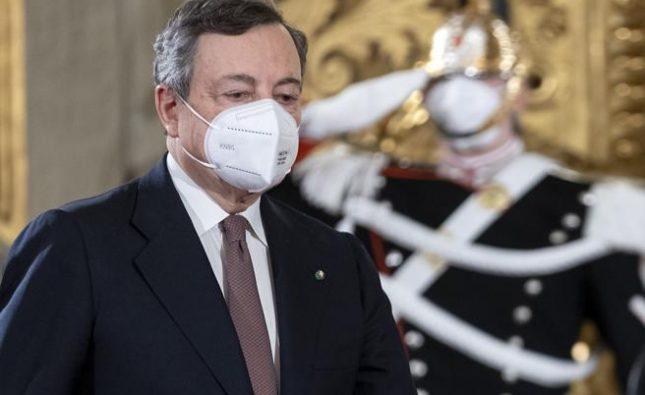 """Ιταλία: """"Οικουμενική"""" κυβέρνηση Ντράγκι"""