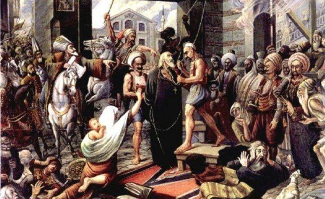 Εκδηλώσεις Μητροπόλεων για το 1821