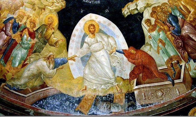Το απελευθερωτικό μήνυμα της Ανάστασης του Χριστού