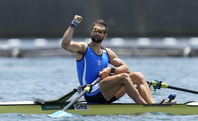 Το πρώτο χρυσό μετάλλιο για την Ελλάδα στο Τόκιο