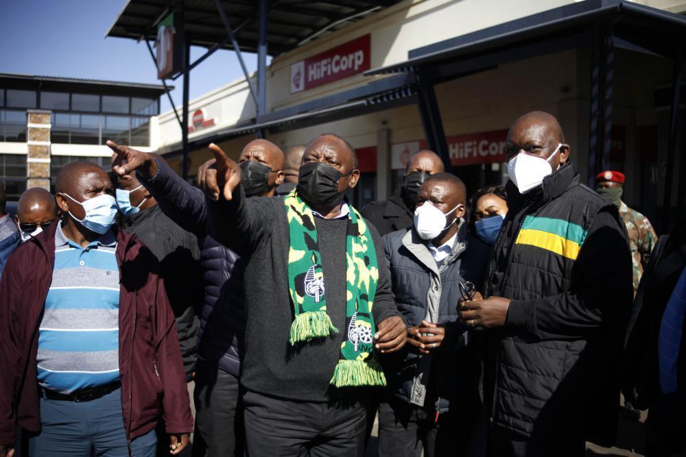 Νότια Αφρική: Οι χειρότερες ταραχές μετά το απάρτχαϊντ
