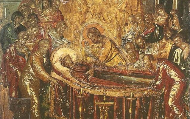 Νέκρωση και τάφος δεν κράτησαν τη μητέρα της Ζωής