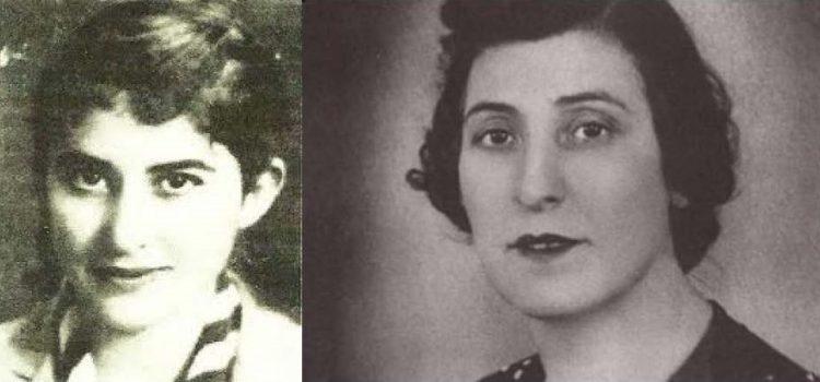 Λέλα Καραγιάννη και Ηρώ Κωνσταντοπούλου